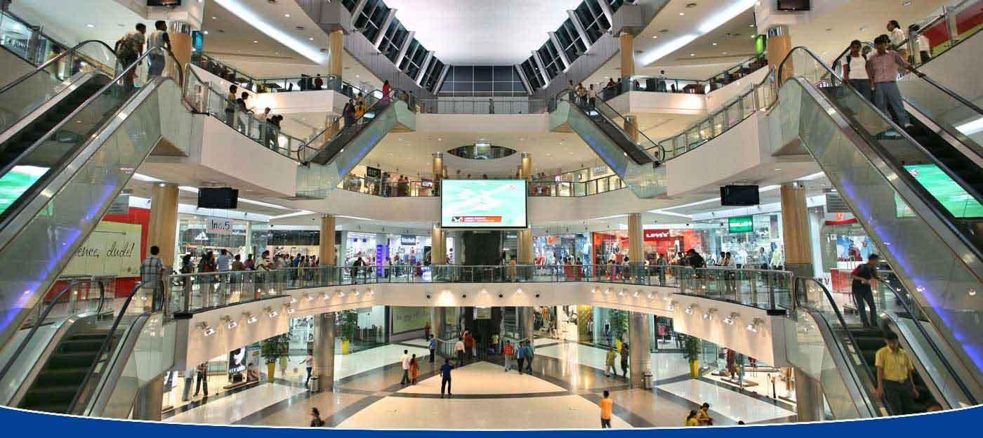Paradigm Mall Food Court